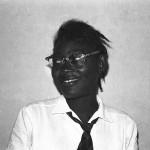 Bishop's College student. Palmyra Augustine.