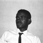 Uthan Noel, teacher at Bishop's College.