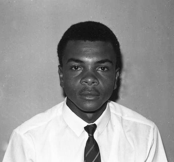 Bishop's College student, Astor Andrew.