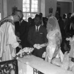 The Wedding Ceremony.