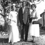 Shirley Maclaren, Thomas (3802) & Faithina Maclaren.