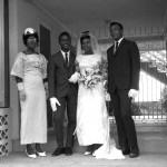 Una Steill, Dennis, Marilyn & Leo.