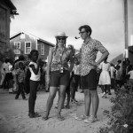 George & Cathy at Carriacou Carnival 1968
