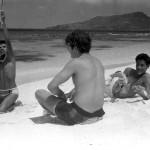 On Sandy Island