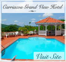 Grand View Hotel on Carriacou
